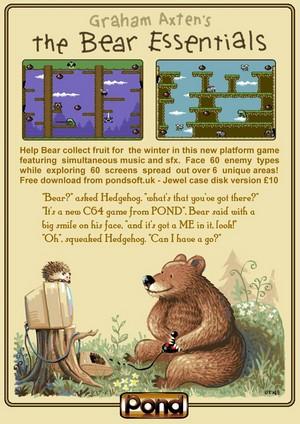 The Bear Essentials - Pond Software