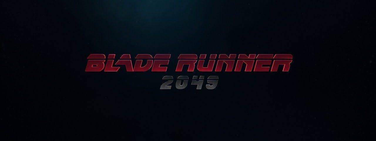 Blade Runner 2049 logo - Warner Bros.