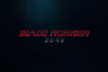 Blade Runner 2049 logo - Warner Bros.