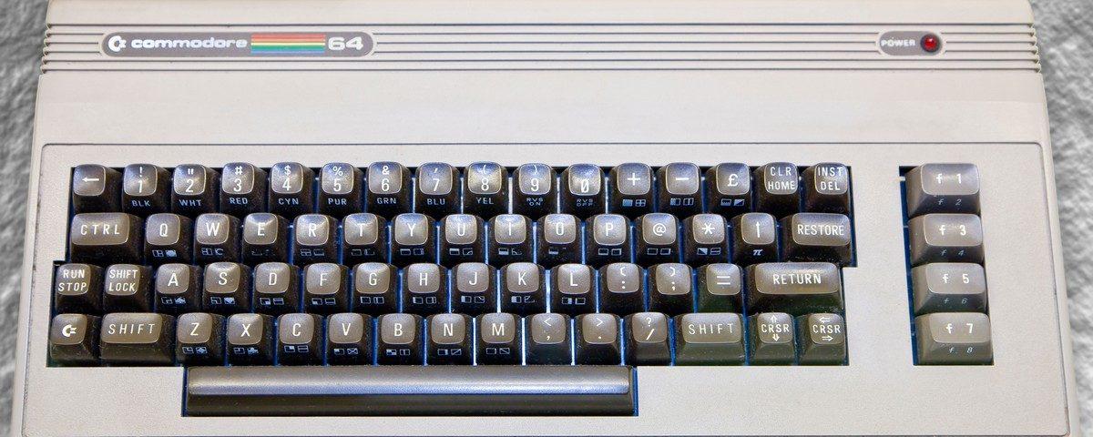 Commodore 64 - Alamy / AOP