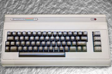 Commodore 64 - Alamy / AOP