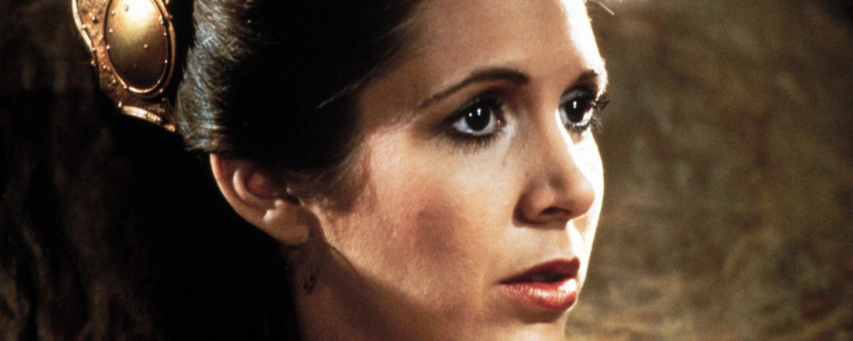 Carrie Fisher - Star Wars - Alamy / AOP