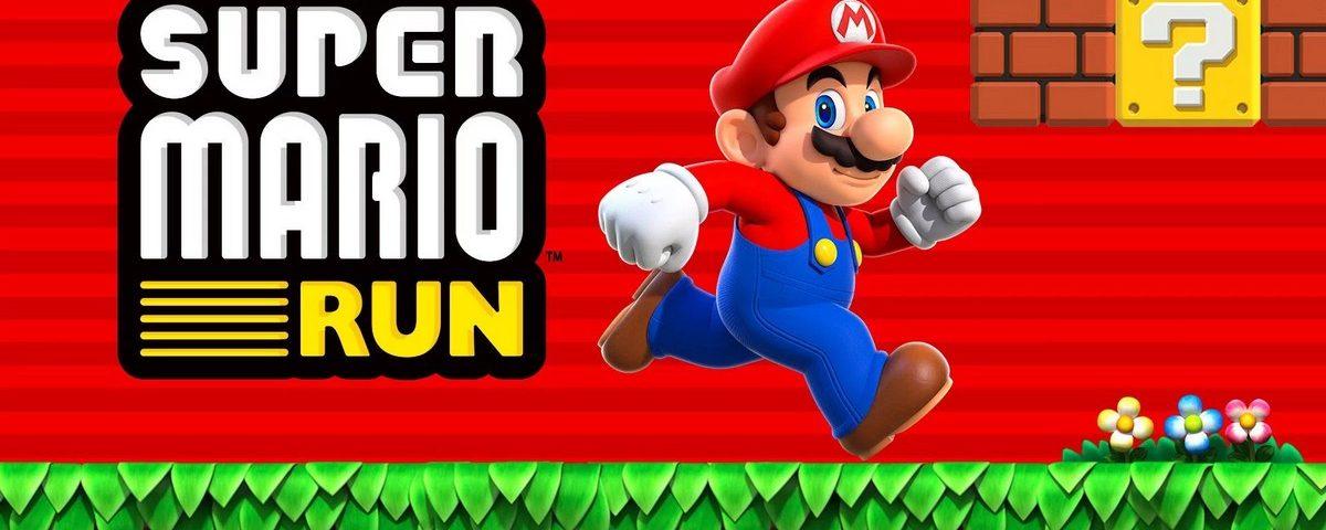 Super Mario Run - Nintendo