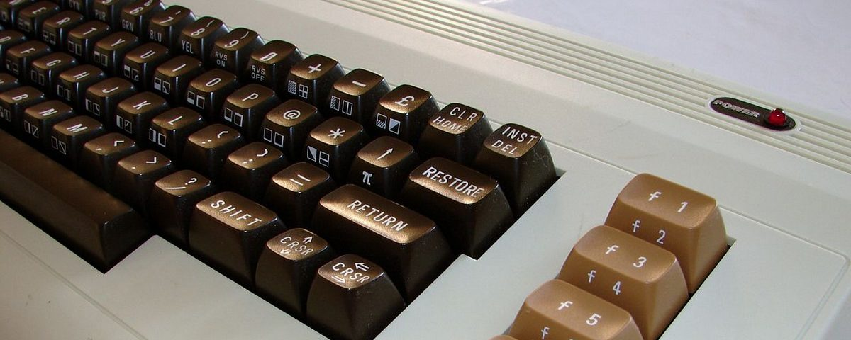 VIC-20 Wikimedia Commons